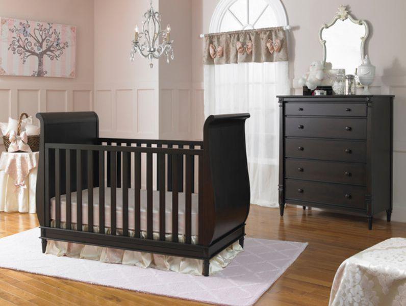 Bella Sleigh Crib See All Cribs Perlengkapan Bayi Bayi
