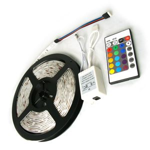 3528 smd color changing rgb super bright flexible led light strip 3528 smd color changing rgb super bright flexible led light strip kit 16 ft reel aloadofball Images