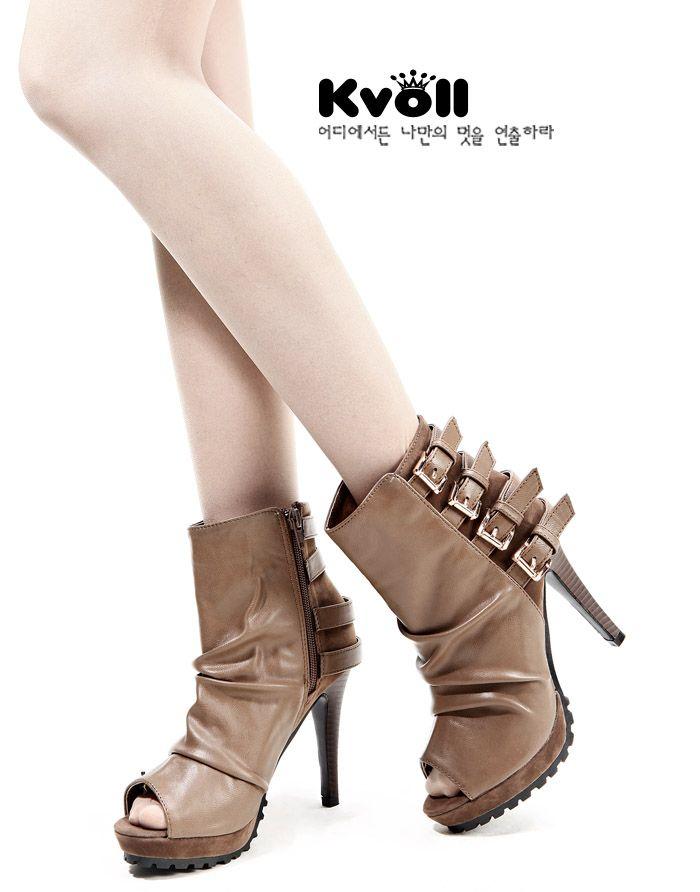d9870658afaa X44791- Zapatos de Diseñador. Marca Coreana KWOLL Todos con el 30-70 ...