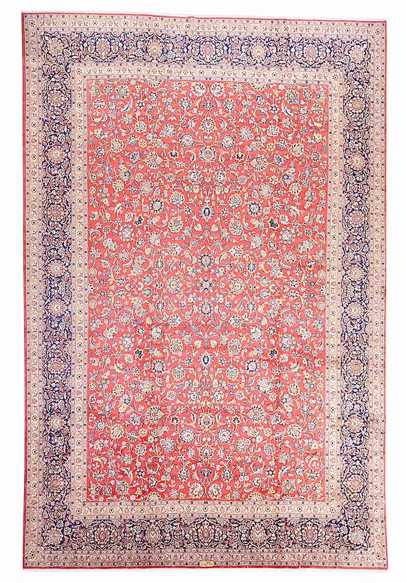 Kashan Rug Origin Persian The London