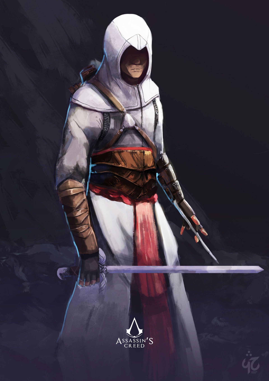 Assassin S Creed Ac Altair Ibn La Ahad Assassin S Creed Wallpaper Assassin S Creed Assassins Creed Art