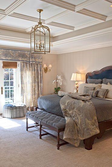 Greenwich Estate Diane Gerardi Residential Interior Design Bedroom