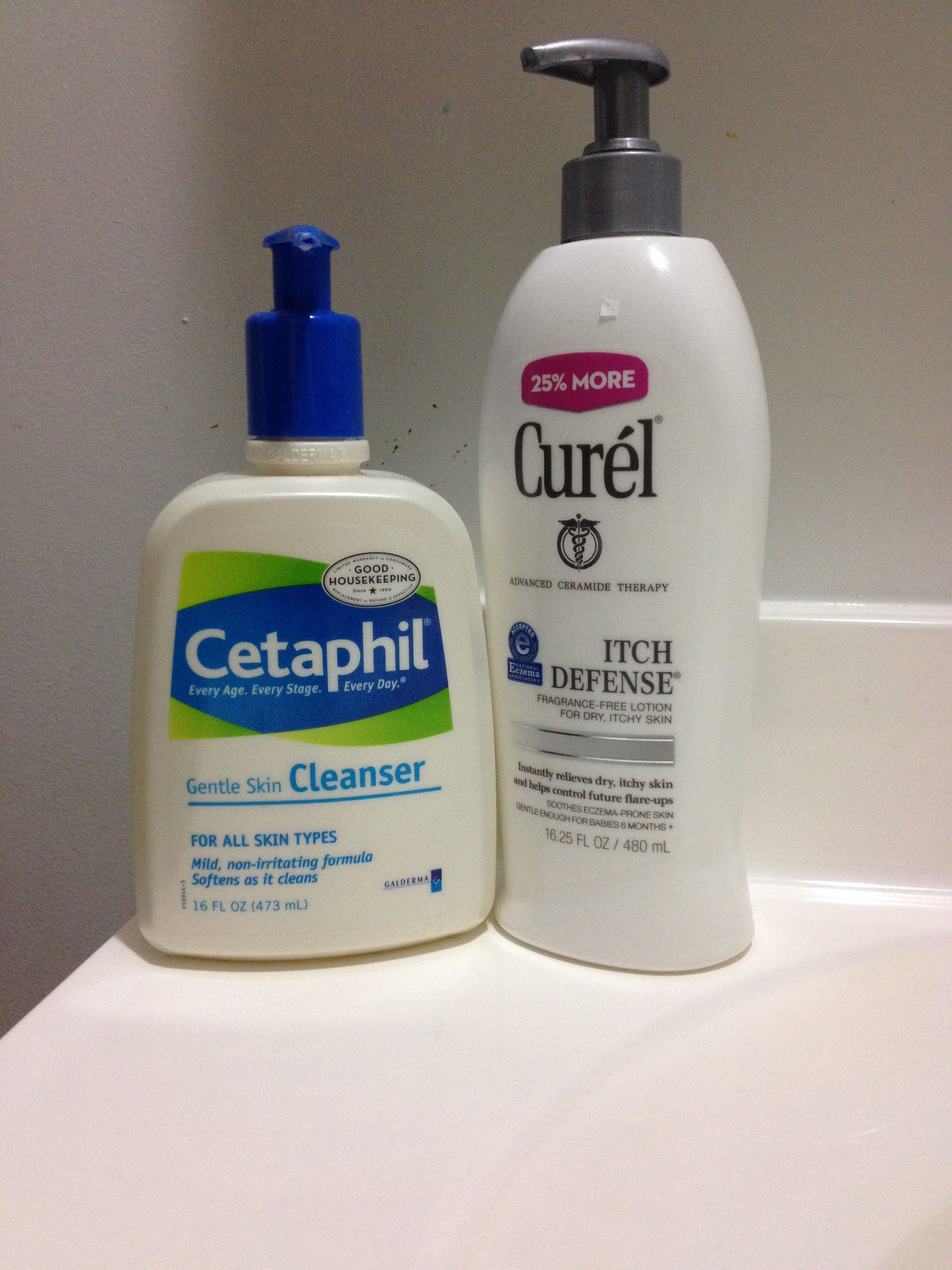 Shave Legs With Cetaphil No More Itchy Shins Or Red Bumps Even In
