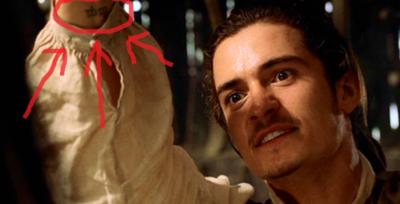Elvish People Orlando's elvish tatto...
