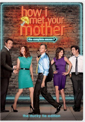 How I Met Your Mother The Complete Seventh Season Dvd Josh