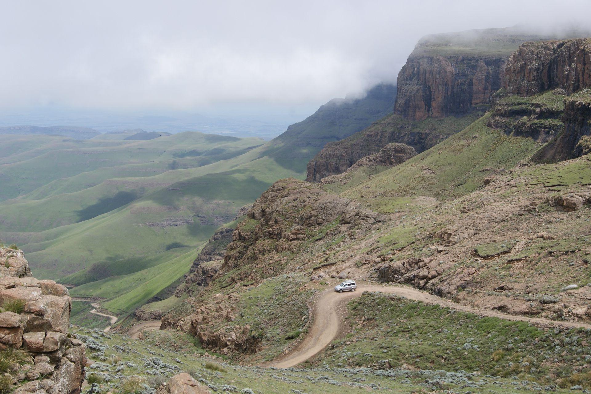 Travel Sanipass Lesotho Photo Credit Dawne Rudman