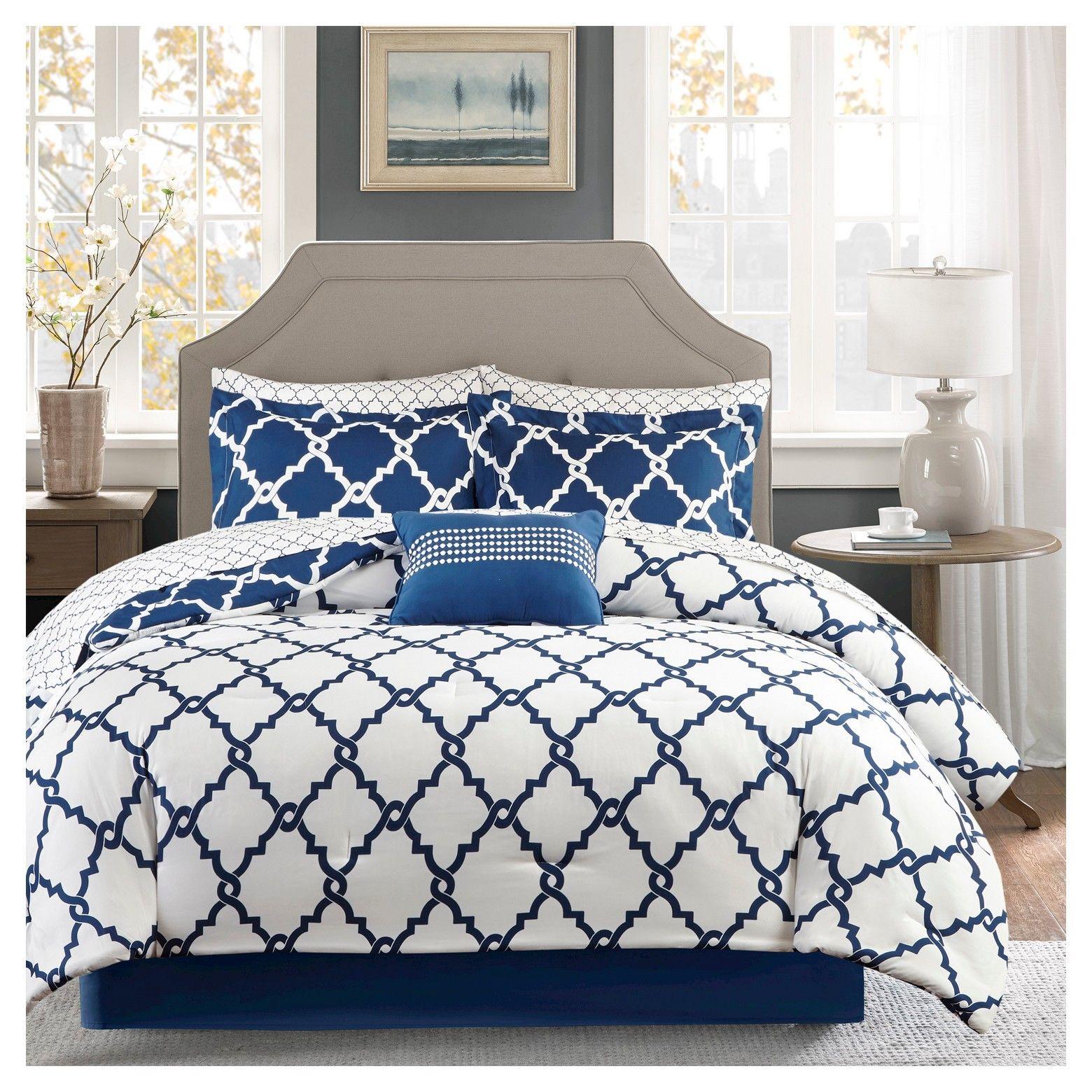 Becker Complete Comforter and Sheet Set Bedding sets