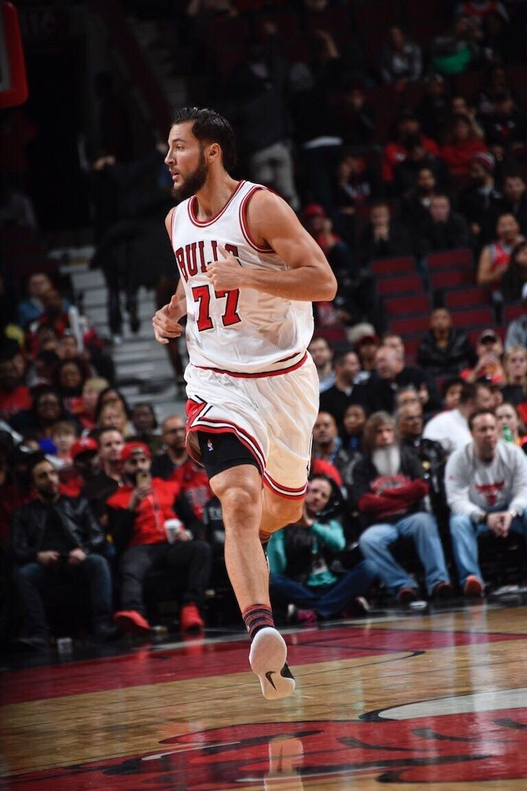The San Antonio Spurs and Joffrey Lauvergne agree to a