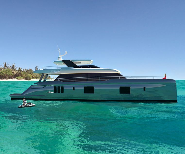 Sunreef Yachts Sells First 100 Power Catamaran; Joins 110ft, 49M Models #100 #49m #builder #catamaran #gdansk #poland #polish #power #shipyard #sunreef #superyacht #yachts #luxury #luxurylifestyle #luxurylife #luxurystyle #lifestyle #thexpensive