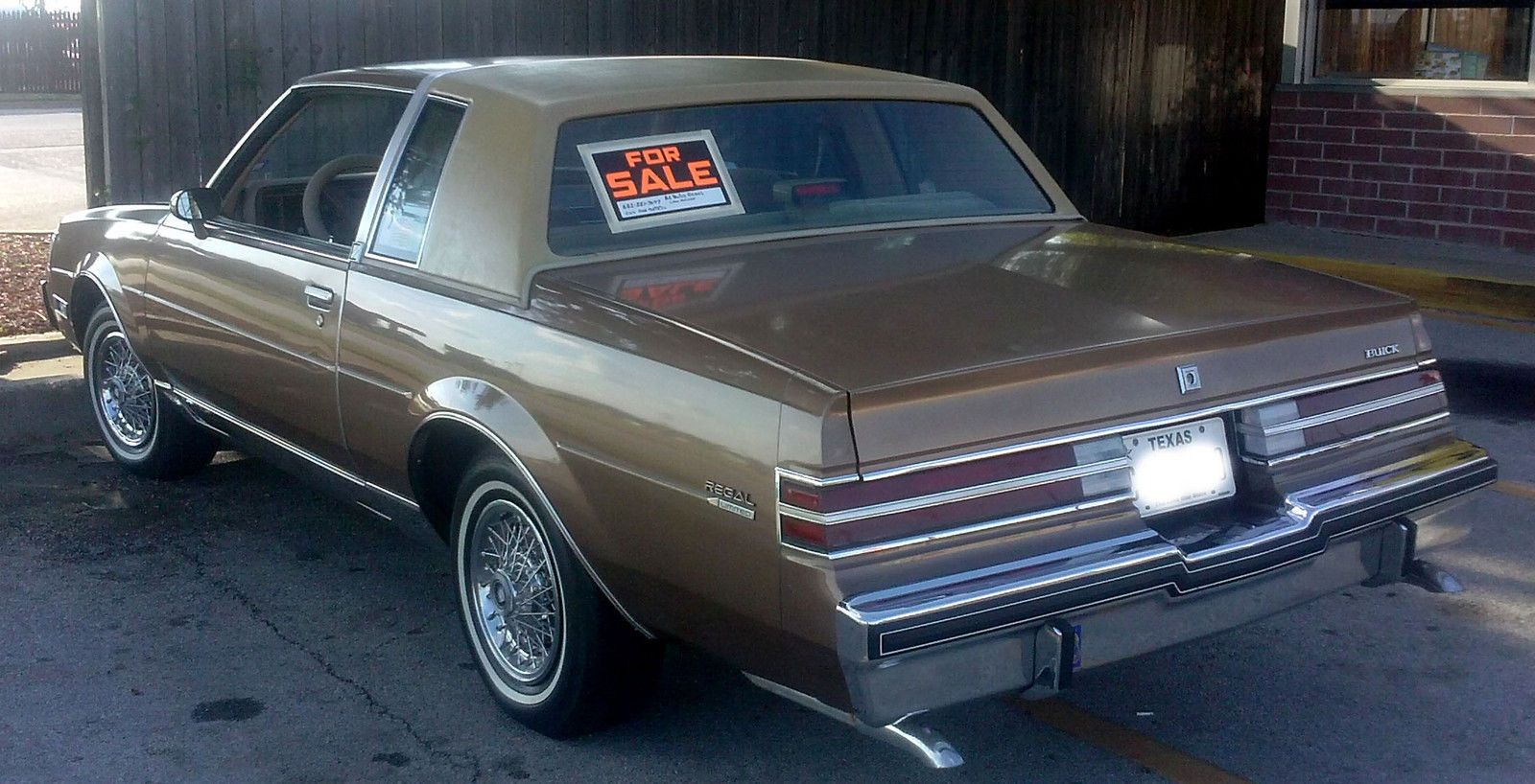 This was my very first car! I loved this car! 1986 Buick Regal ...