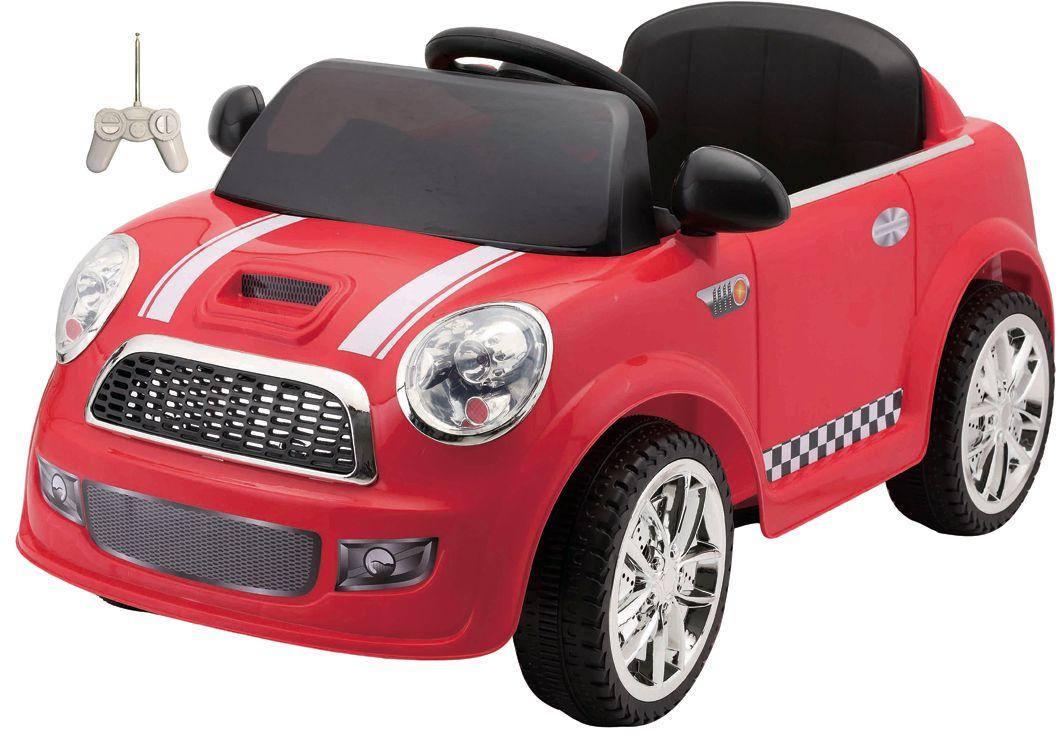 oferta coches para nios v mini mini rojo rc schiano sch indalchess