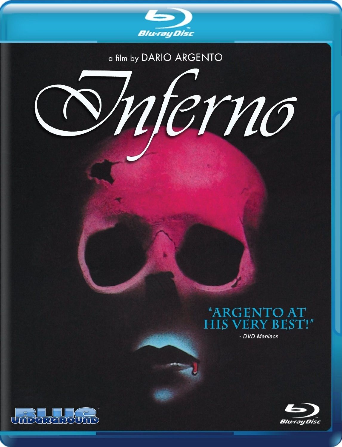 Inferno. Such a great horror film!