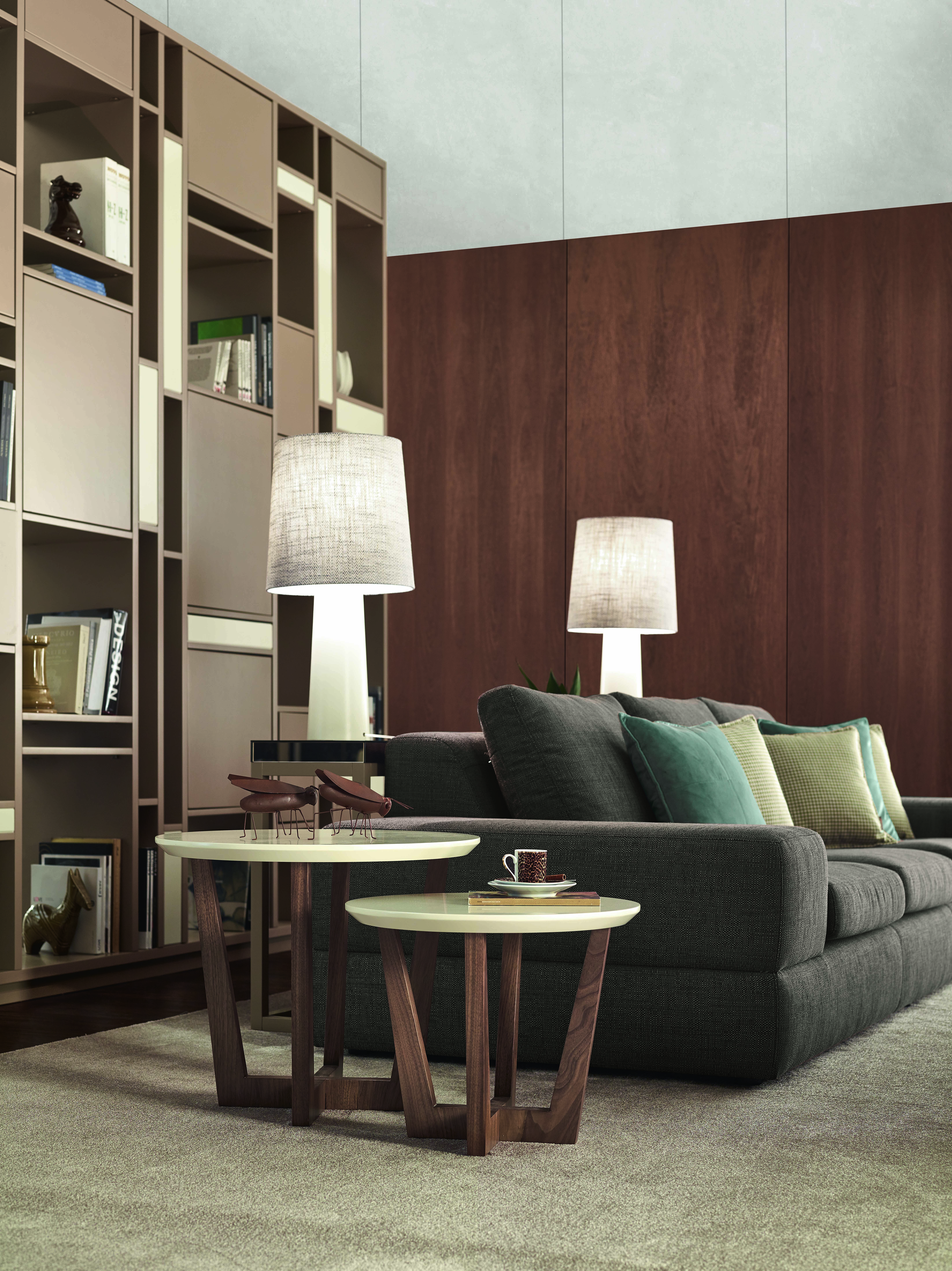 Rome living room by Vanguard Concept, Stand 2 Super Brands London ...
