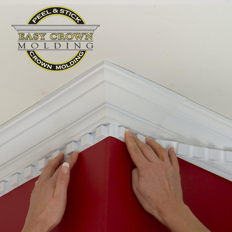 4 5 Easy Crown Molding