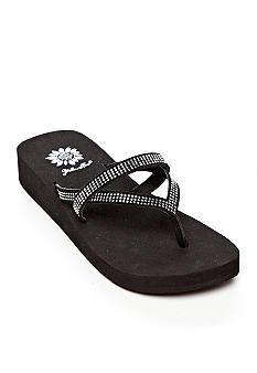 724791815 Yellow Box Bangalore Flip Flop....bought these in silver and love them so  much