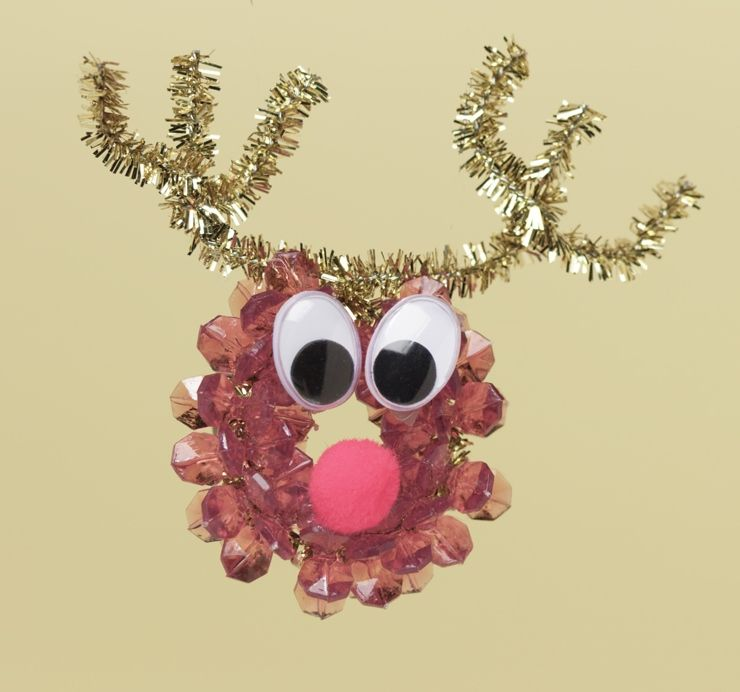School Christmas Craft Ideas Part - 26: Easy-christmas-craft-ideas-for-kids-to-make.