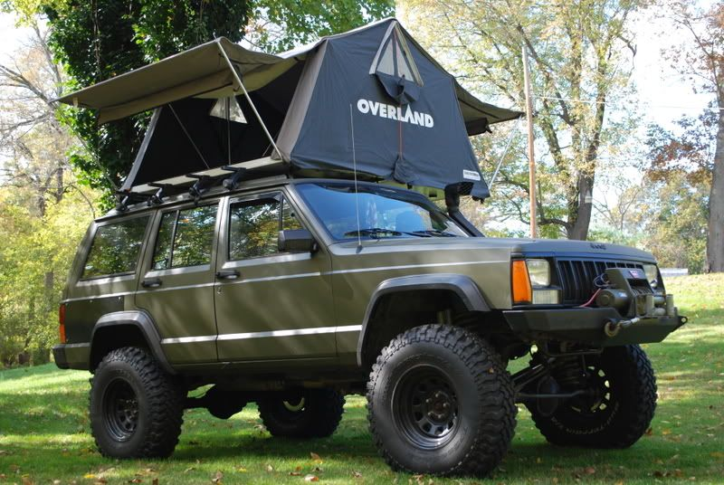 Overland 1.8 Roof Top Tent - NAXJA Forums -- North American XJ Association & Overland 1.8 Roof Top Tent - NAXJA Forums -::- North American XJ ...