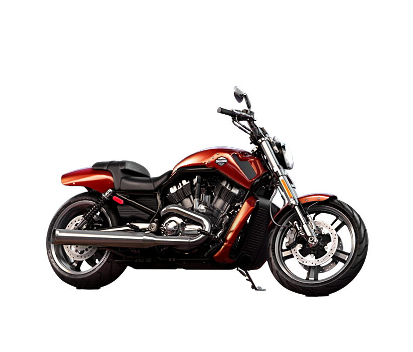 2013 Harley-Davidson® V-Rod® V-Rod Muscle® Motorcycles Candy Orange ...