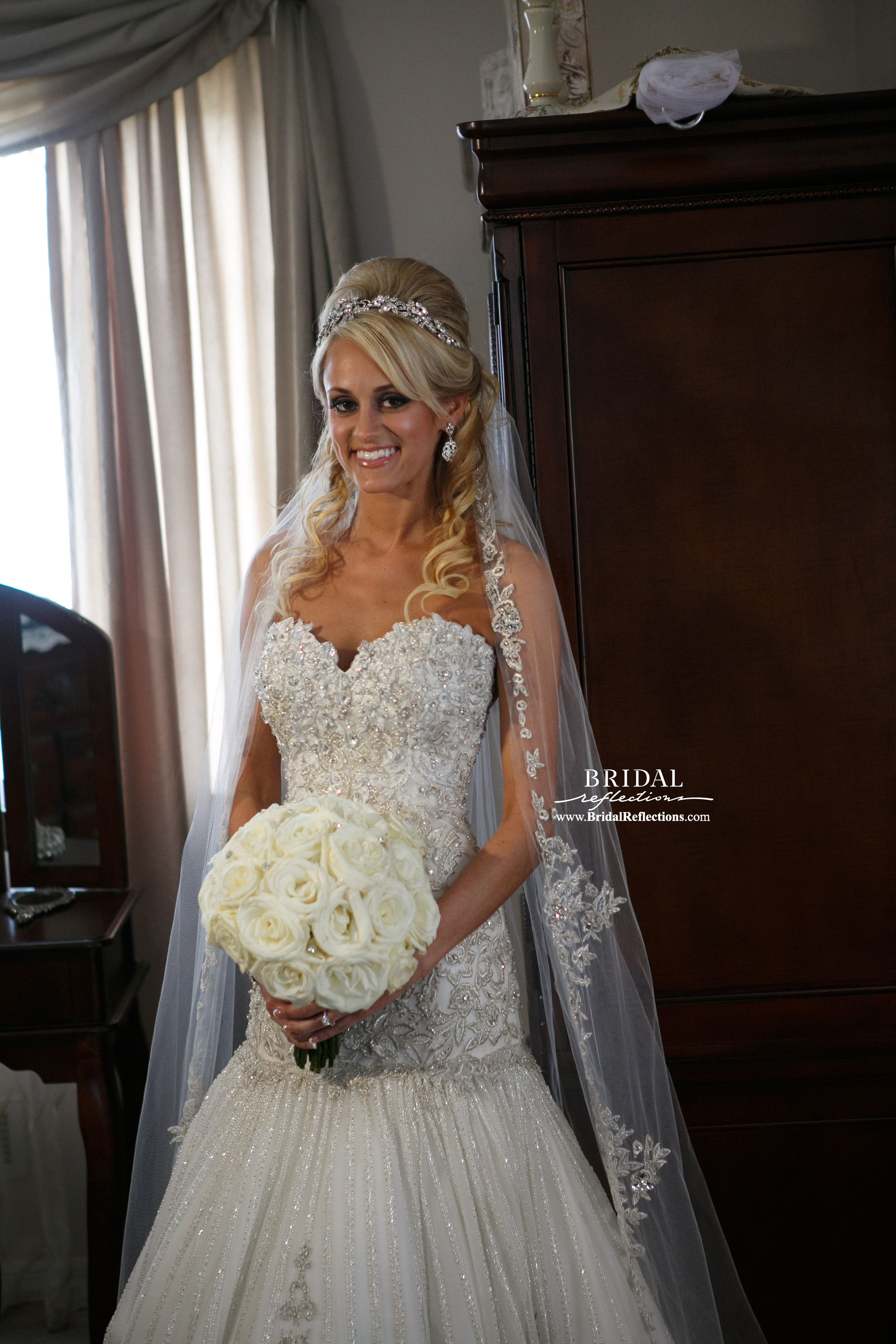 I would like to thank the entire Bridal Reflections staff for an ...