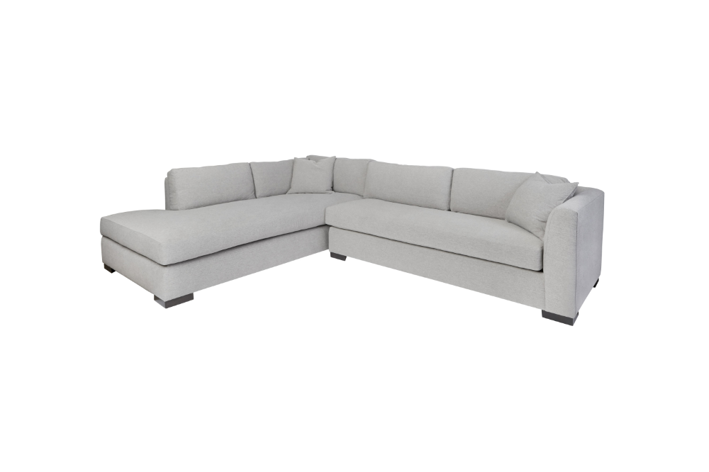 Ryder 2pc Sectional With Images Sectional Comfortable Sofa