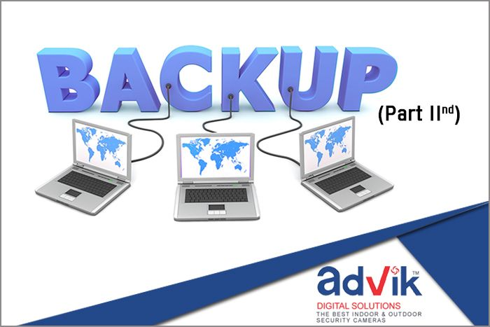 After understanding the various kinds of #backup in our previous article https://goo.gl/5a5X1t, it is important to know the various ways available to you for backing up your data. Read on to find out. http://bit.ly/2sHvNbU