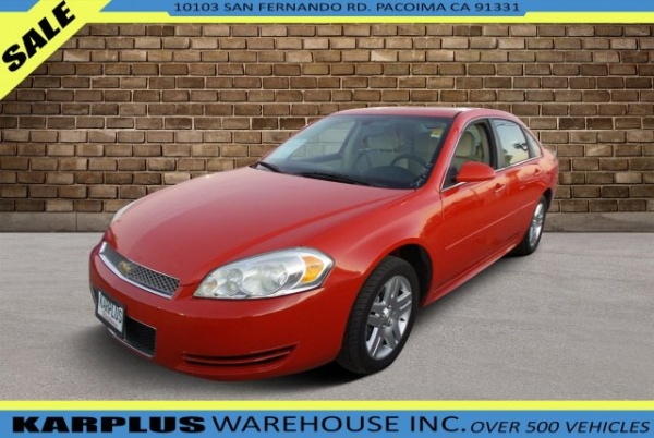Used Chevrolet Impalas For Sale In Los Angeles Ca Truecar