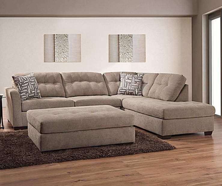 Simmons Pasadena Tan Living Room Collection At Lots
