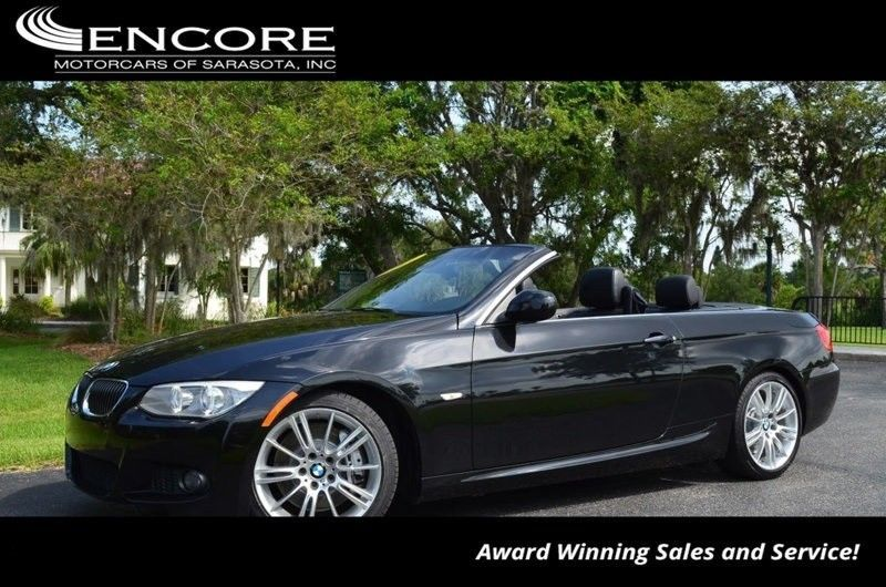 3 Series 335i Convertible W Premium And M Sport Packages 2011 Bmw