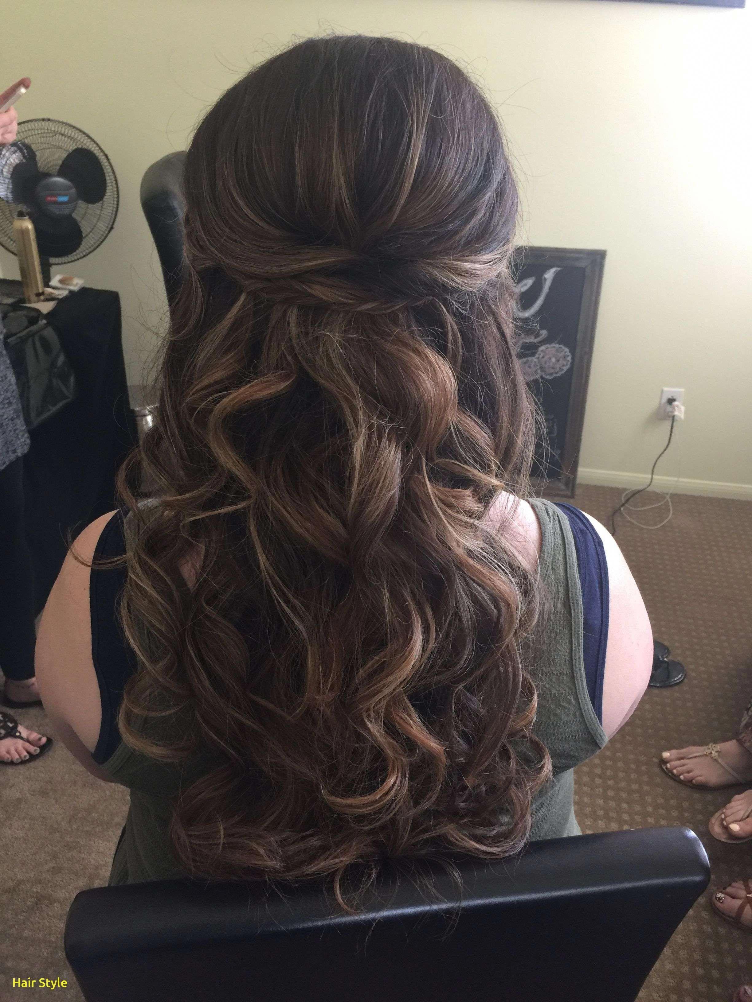 Inspirierende Lange Haare Hochzeit Styles Halb Mitschleier