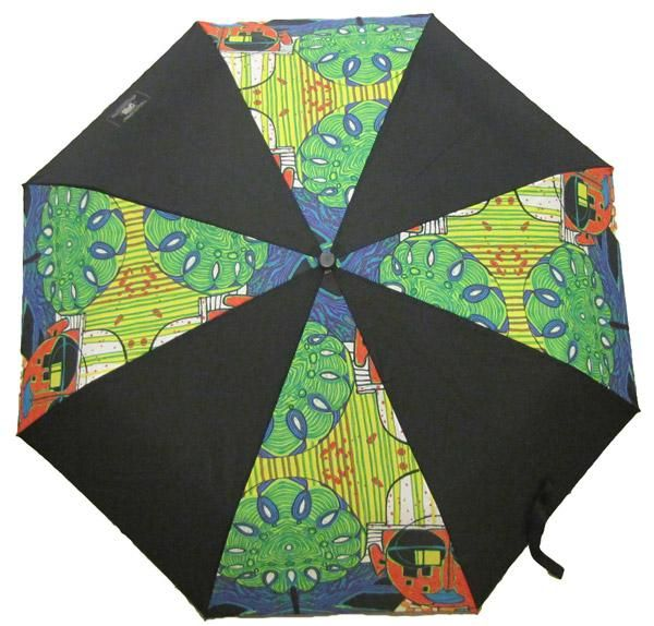"Knirps Compact Umbrella - ""Tropenchinese"""