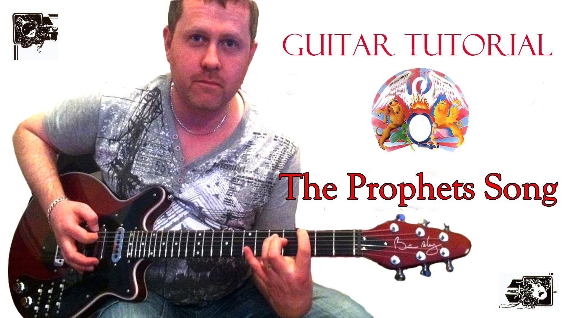 How To Play Queen The Prophets Song Intro Verse Chorus Queen