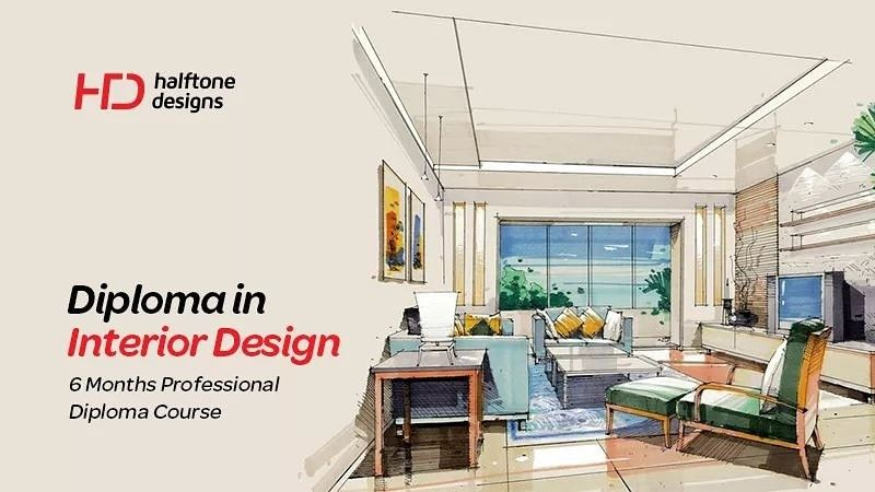 Admission Open Diploma In Interior Design 6 Months Professional