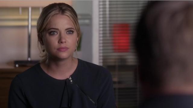 Hanna è delusa da suo padre