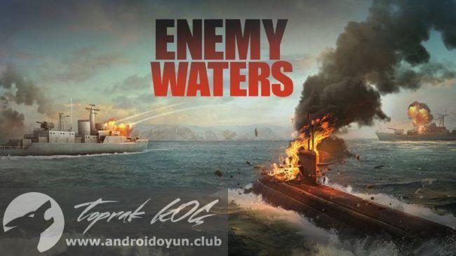 Enemy Waters V1 045 Mod Apk Freecheats Freehacktools Oyun