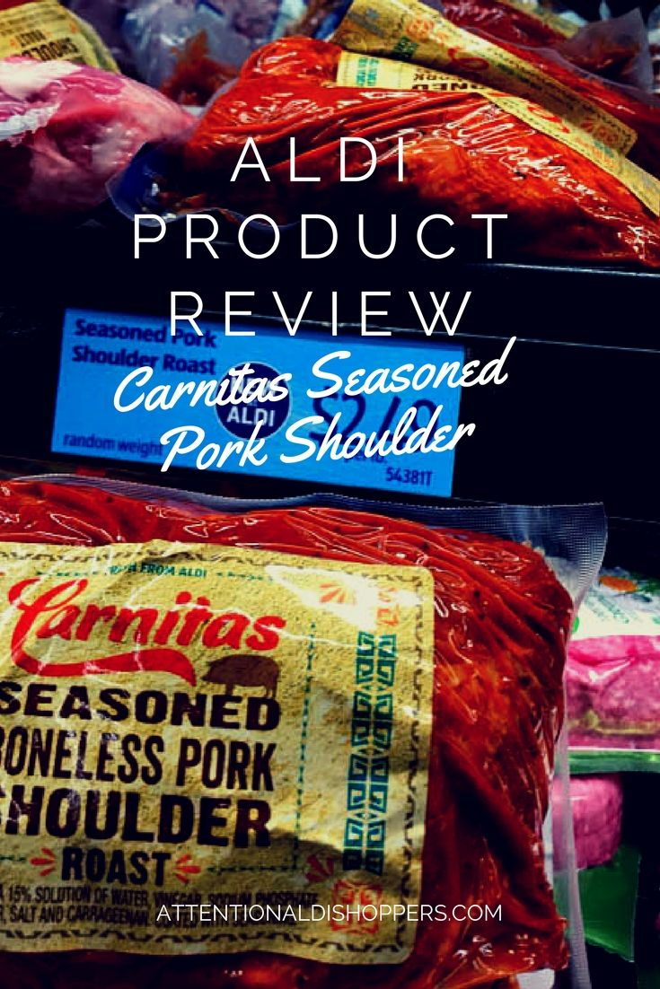Aldi product review: Is the new Carnitas-seasoned pork roast