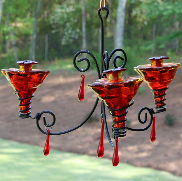 Chandelier Glass Hummingbird Feeder Glass Hummingbird Feeders Humming Bird Feeders Glass Chandelier