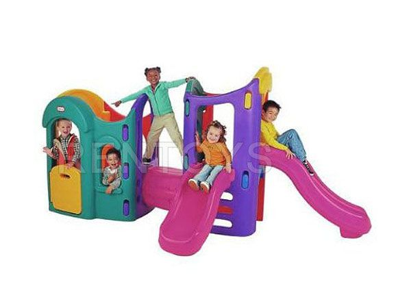 How To Re Faded Plastic Outdoor Play Equipment Ehow