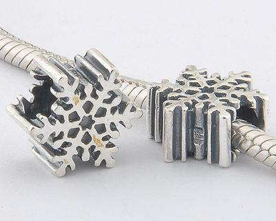 Pandora Schneeflocke Silber-Element Fj138 PANDORA SCHNEEFLOCKE SILBER-ELEMENT €31.98