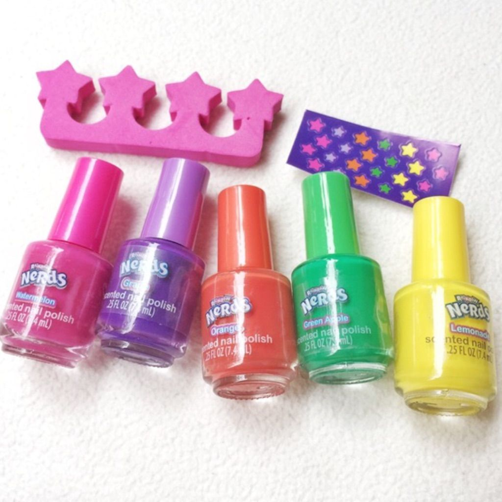 New Nerds Nail Polish Bundle | Products | Pinterest | Products