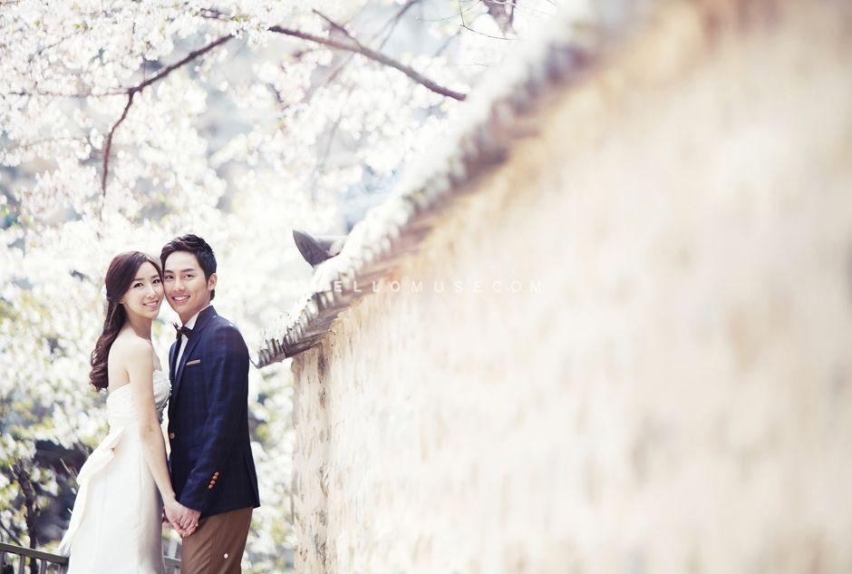 Pre Wedding Korea Photo Shoot Hellomuse