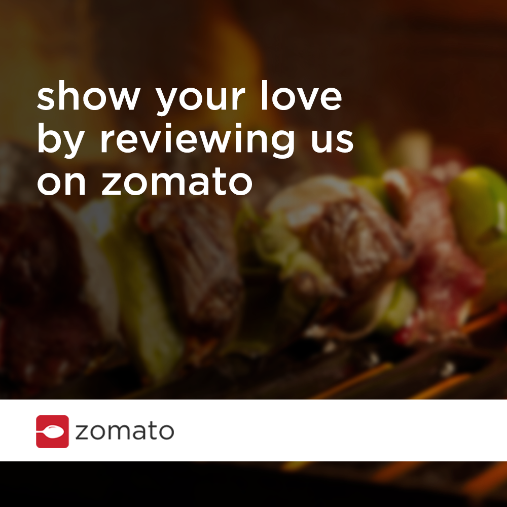 Show your love for Assi Restaurant by reviewing us on zomato