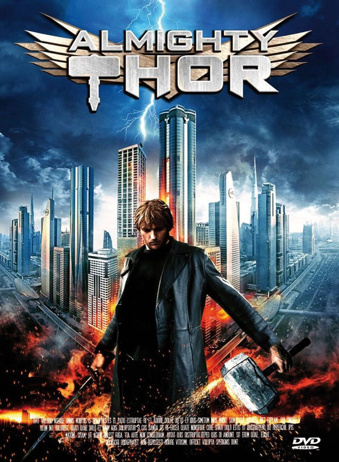 Moviecovers 207813 207813 Almighty Thor Thor Ray Film Movie Posters