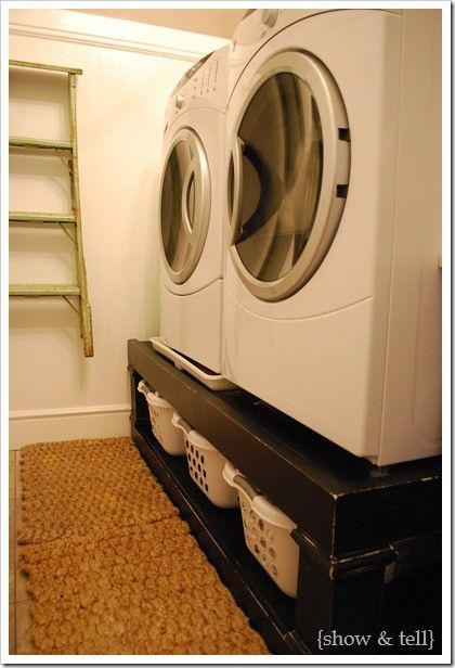 Would Be Perfect Since My Laundry Is In My Garage Wish I Hadn T