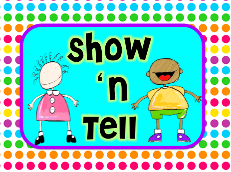 Show 'n tell – day 1 | Daycare activities, Show and tell, Fun classroom  activities