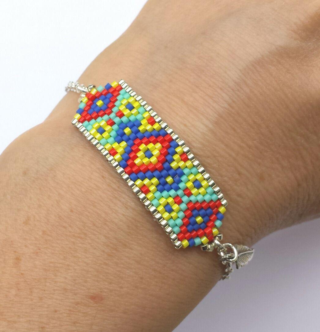 Bracelet fin - \