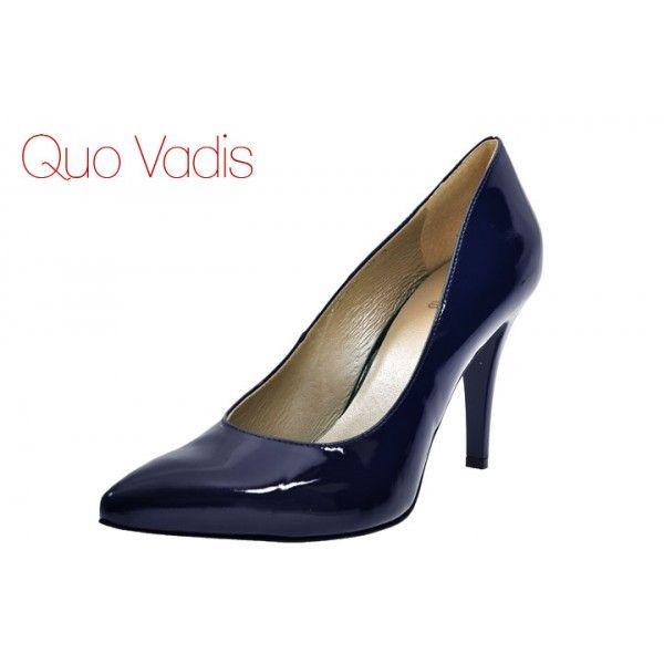 Czolenka Anis 4334 Granat Heels Shoes Kitten Heels