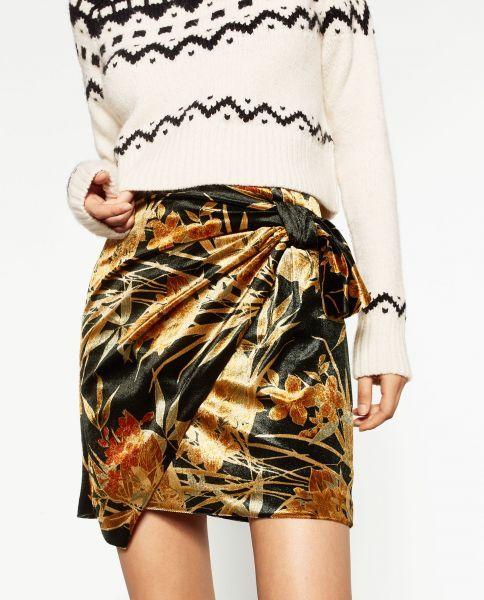 La jupe tulipe, la tendance qui va vous faire craquer en 2017 !
