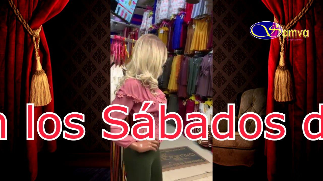 Sábados en Texticuitzeo Venta de ropa, Ropa, Ropa femenina
