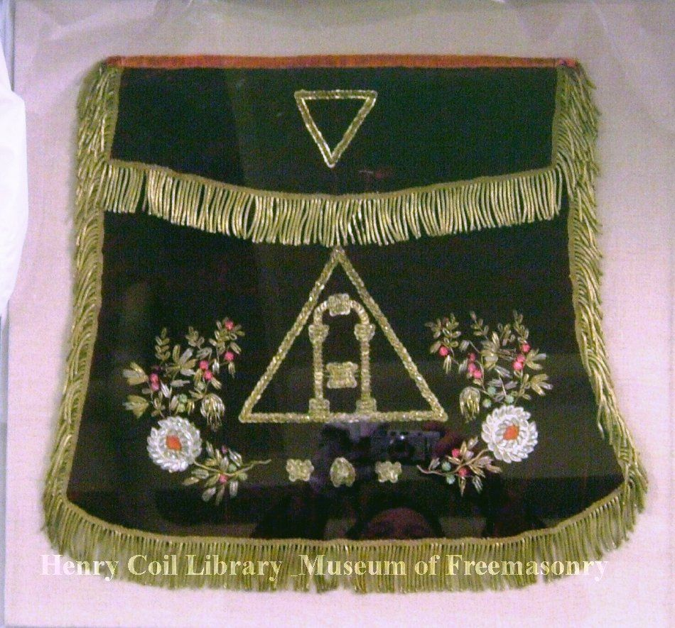 White apron freemason