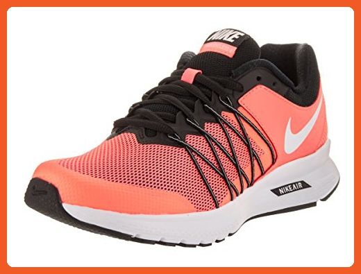 Pegajoso Persuasivo el último  Nike Women's Air Relentless 6 Lava Glow/White Black Running Shoe 9.5 Women  US - Athletic shoes for women (*Amazon Partner-L… | Black running shoes,  Nike women, Nike